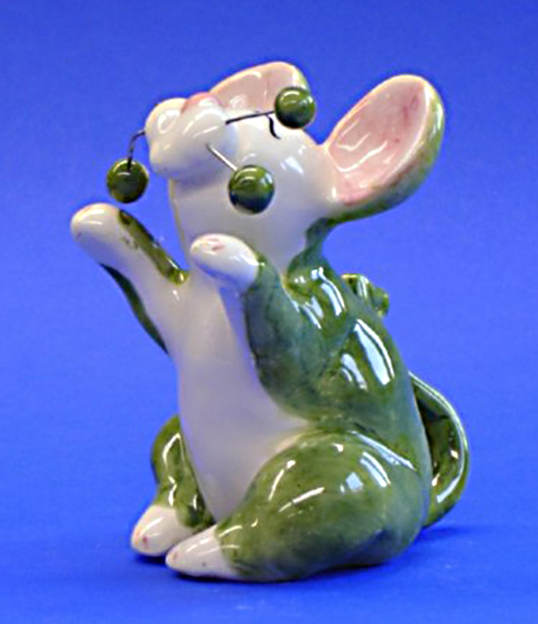 LARRY Whimsiclay mouse