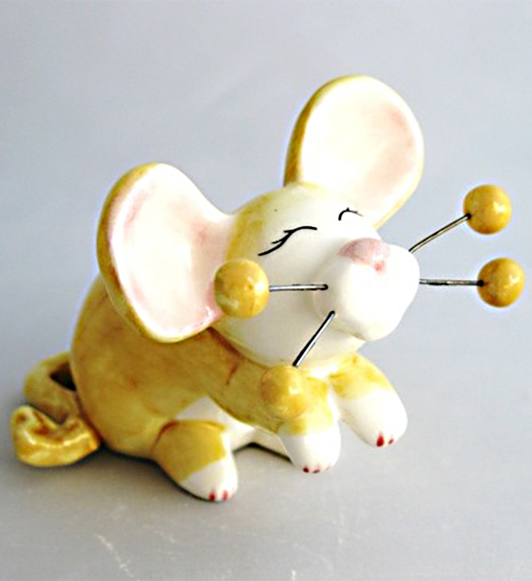 SHERRIE Whimsiclay mouse