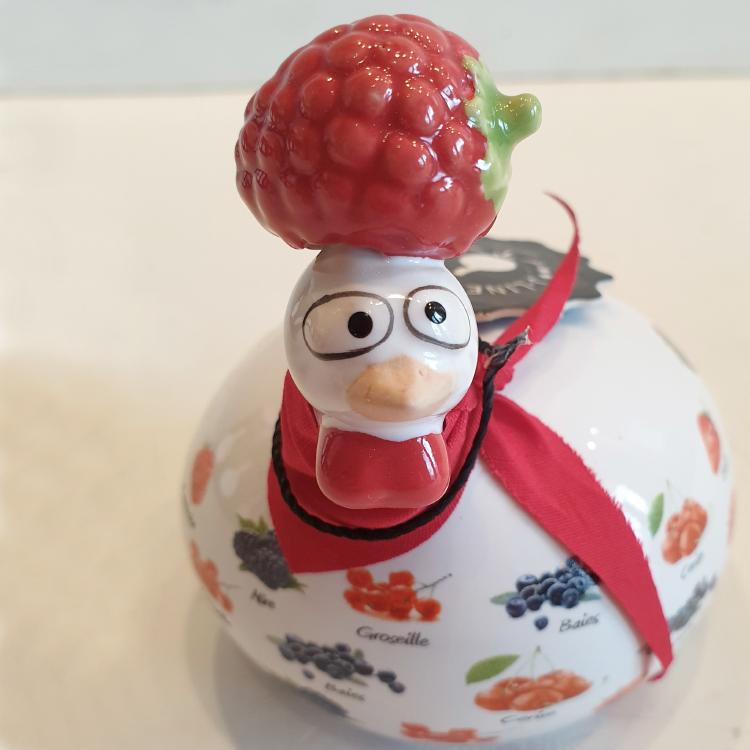 J-line kip klein Framboos Fruit