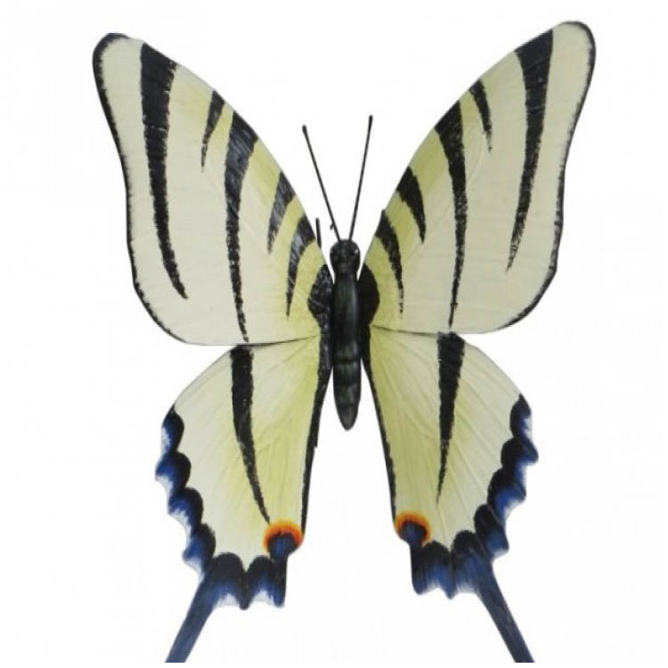 Metalen vlinder – Megavlinder 3