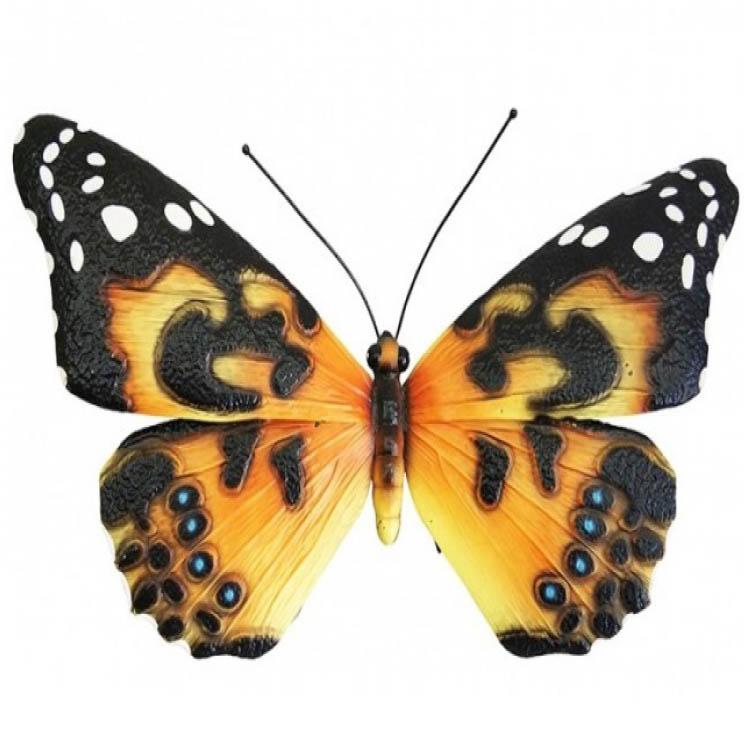 Metalen vlinder – Megavlinder 4